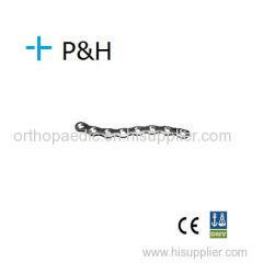 Ортопедическая имплантат Пластина для верхних конечностей ключицы S пластины левый и правый