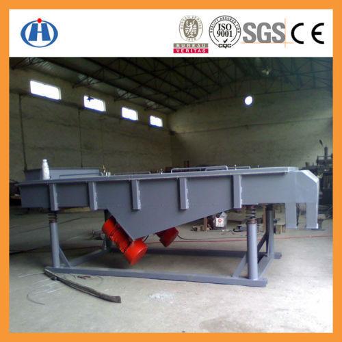 Hongji fertilizer sieving linear vibration screen