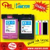 HP 675 Printer Ink Cartridge Black Show Ink Level