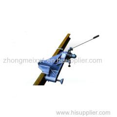 Hydraulic Rail Bending Machine for railway rails