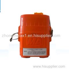 1.Compressed Oxygen Self-Rescuer machine