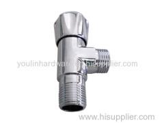 Brass octagonal Angle valves