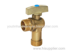 Top quality low price brass toilet angle valve