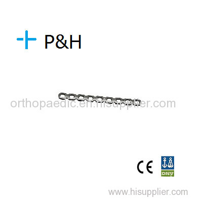 Orthopaedical Implant Plate for Upper Limb Recontruction Plate