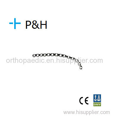 Orthopaedical Implant Plate for Upper Limb Distal Lateral Humeral Plate left and right type