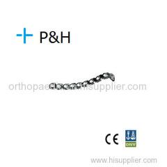 Ортопедическая имплантат Plate верхней конечности Дистальный медиальной плечевой табличке реконструкции