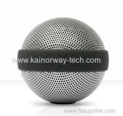 OYO Ballo Swiss Design 360 Degrees of Surround Sound 3.5mm Mini Unique Ball Shaped Bluetooth Speakers