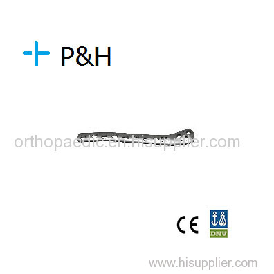 Orthopaedical Implant Plate for Lower Limb Proximal Femoral Snake Plate II left and right type