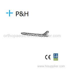 Ортопедическая имплантат Пластина для нижних конечностей бедренной суставной контрфорсной плиты слева и справа тип