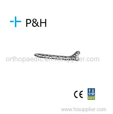 Orthopaedical Implant Plate for Lower Limb Femoral Condylar Buttress Plate left and right type
