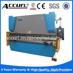 WC67Y series manual steel bending machine