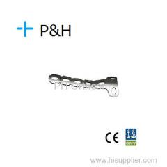 Ортопедическая имплантат Пластина для нижних конечностей T плиты
