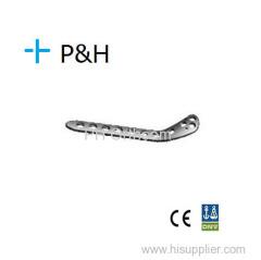Ортопедическая имплантат Пластина для нижних конечностей плато большеберцовой кости коленного плиты