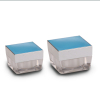 30/50g acrylic lens square bottle for cosmetic packaging