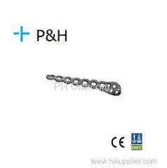 Ортопедическая имплантат Пластина для нижних конечностей Дистальный большеберцовой латеральной пластинки левый и правый виды