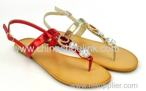 Adrenalin Thongs Lady fashion sandals with diamond