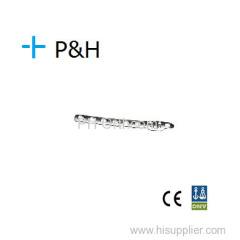 Ортопедическая имплантат Пластина для нижних конечностей Дистальный малоберцовой контрфорсной плиты II
