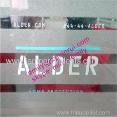 custom transparent vinyl stickers for windows