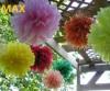 "Colorful (4""-36"") Tissue Paper Pom Poms, Pom Poms Flower Balls for Decoration"
