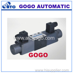 Direct-action proportional directional valve