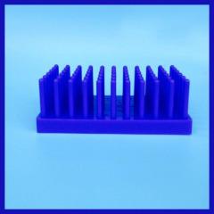 Plastic Pillar Stand Test Tube Rack