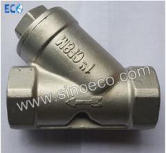 Stainless Steel Thread Female Filter