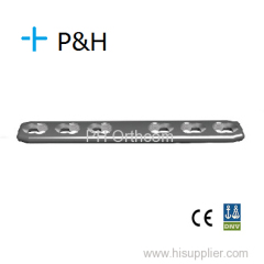 Trauma Orthopaedic Implant Titanium and S.S Locking System Humeral Compression Locking Plate
