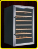 45 Bottles 128L Wine Cooler Single Zone (compressor Wine Cellar)