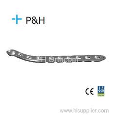 Trauma Orthopaedic Implant Titanium and S.S Locking System Distal Humeral Medial Locking Plate
