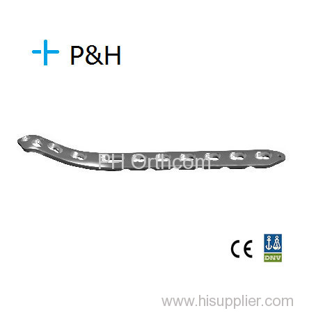 Orthopaedical Implant Locking System Distal Humeral Medial Locking Plate