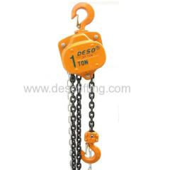 Chain Block Brand Deso