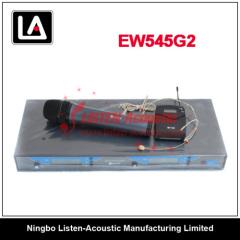 UHF Wireless with Headset Microphone EW545 G2