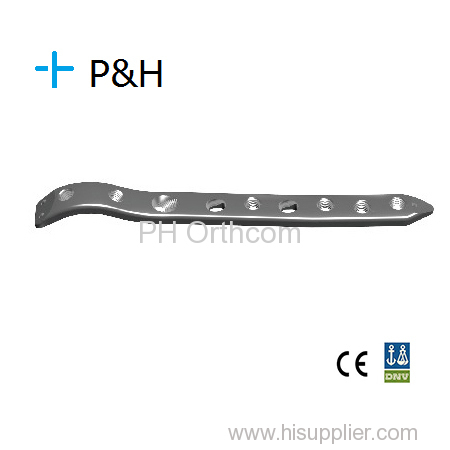 Orthopaedical Implant Locking System Proximal Femoral Snake Locking Plate II left and right type