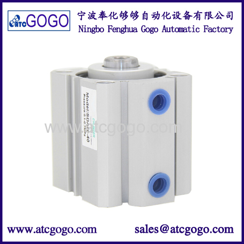 airtac type compact small air cylinder high quality Magnetic Pneumatic Cylidners