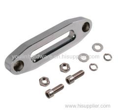 Universal aluminum hawse fairlead