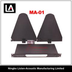 UHF wireless microphone amplifier MA - 01