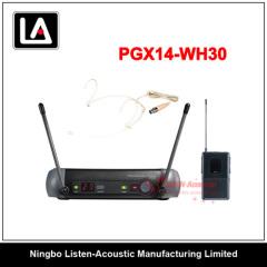 Handheld UHF Handheld Guitar Wireless Microphone PGX14/WH30