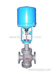 electric fine small seat regulating valve