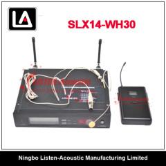UHF Headset Wireless Microphone SLX14 / WH30