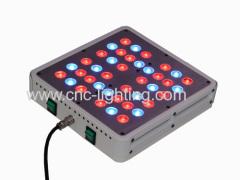 140W LED Plant Grow Light with 40pcs 5W leds