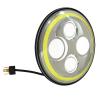 "2015 hot sale 7"" led headlight for led auto headlights aftermarket headlights Hummer headlights"