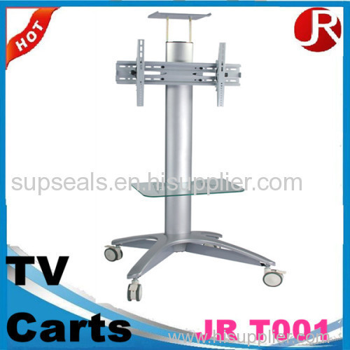 """LCD / Plasma / TV Cart For 32""""~65"""" hold LCD TV or Plasma TV up to 50kgs Mobile LCD TV stand"""
