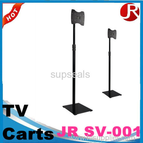 LCD TV Carts & Stands mobile trolley cart