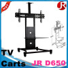 Movable LCD TV Cart New design moveable lcd tv cart with wheels