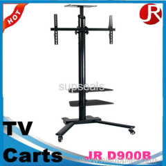 TV mobile floor Stand LED LCD plasma tv cart /with wheels