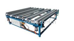Mattress Right-Angle Conveyor Table