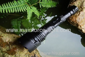 outdoor and high-power flashlight