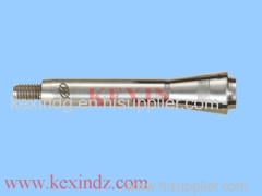PCB drilling machine consumable parts as spindle shaft collet.
