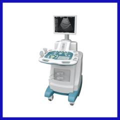 Digital portable ultrasound scanner trolley