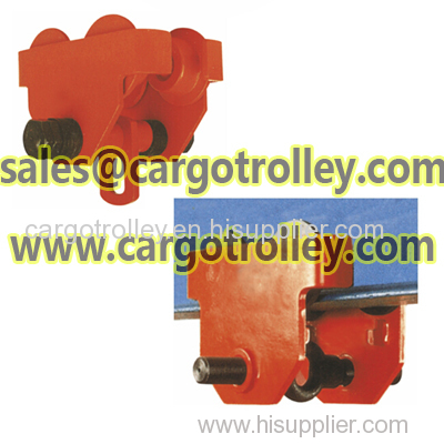 Push trolleys instruction and advantages